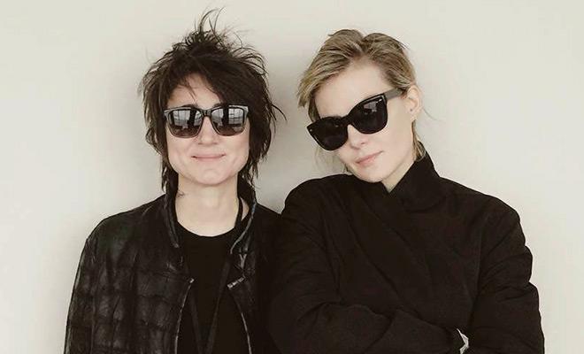 Cântăreața Zemfira și regizoarea Renata Litvinova s-au căsătorit în Suedia