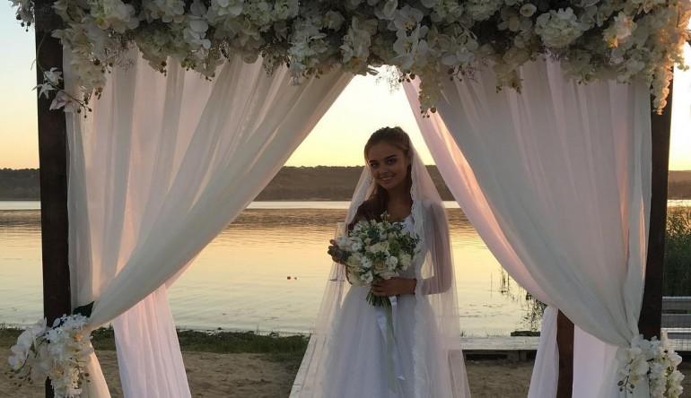 Anastasia Fotachi, o mireasă superbă!