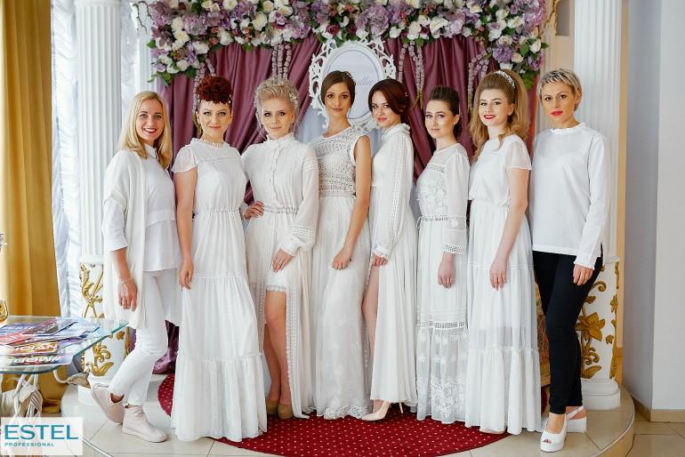 """Master class """"Wedding Season SS18"""": află care sunt tendințele în materie de coafură, machiaj și rochii de mireasă"""