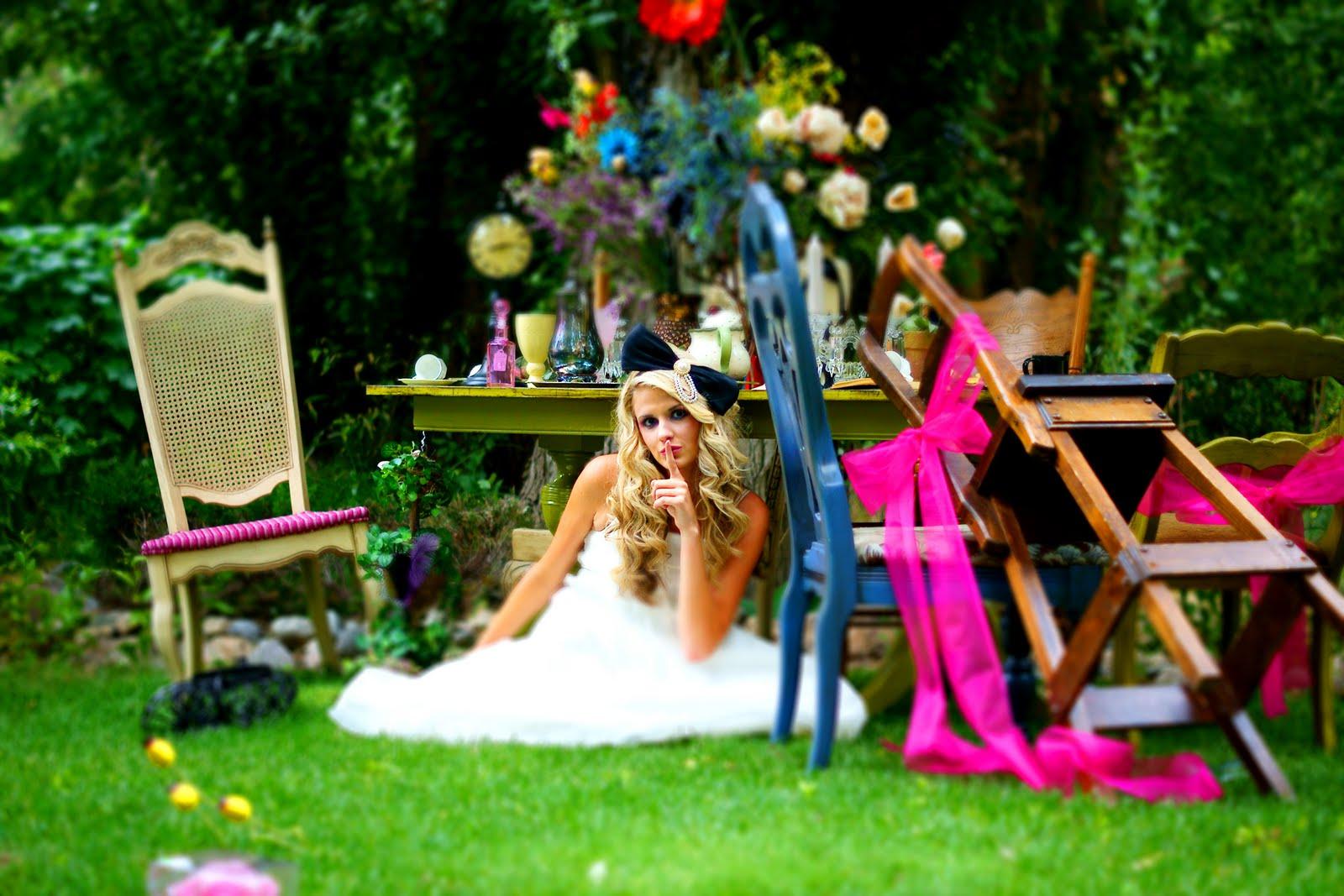 Идеи для тематических свадеб фото