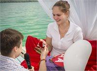 Organizarea cererii în căsătorie - agenția