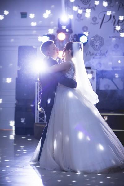 Show de Lumini ( or.Bălți ) transformă nunta ta într-un basm plin cu emoții