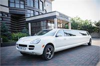 Роскошный лимузин Porsche Cayenne от