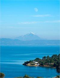 Luna de miere pe peninsula Halkidiki de la