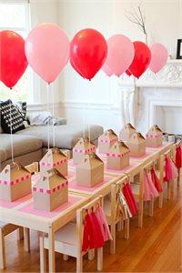 Decor cu baloane pentru orice evenimente de la