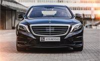 Mercedes-Benz S 500 L de la