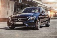 Mercedes-Benz C 200 d Exterior AMG de la