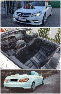 Mercedes Benz E-class Cabriolet de la