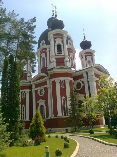Mănăstirea Curchi - o  perlă printre mănăstirile din Basarabia