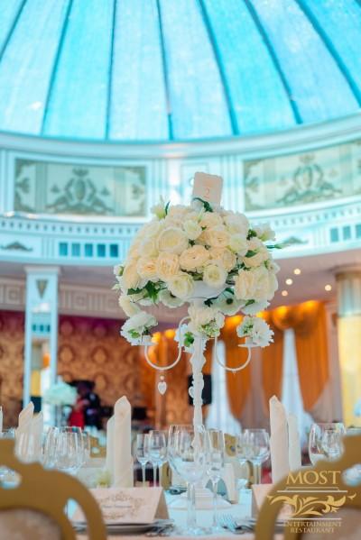 Restaurantul Most- locul perfect   pentru organizarea evenimentelor speciale din viața dumneavoastră