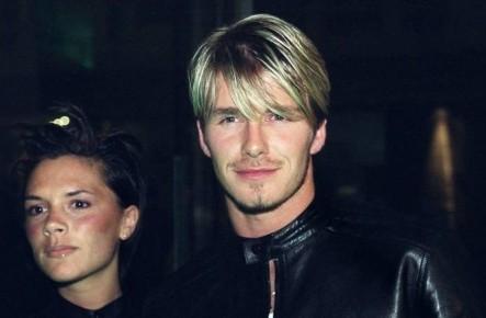 Poze de colecție pentru cea de-a 20-a aniversare a celebrului cuplu Beckham