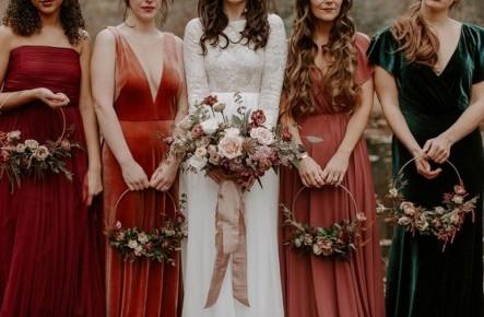 Catifeaua- un nou trend pentru sezonul de nunți toamnă-iarnă