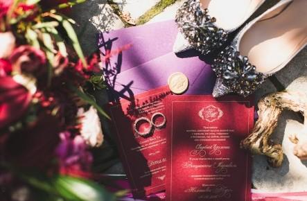 Орнаменты на свадьбе: от полиграфии до оформления зала
