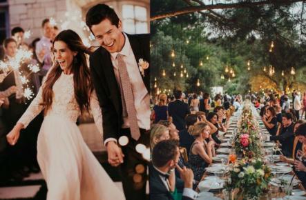 Când ai mai mult de 150 DE INVITAȚI: cum să organizezi o nuntă mare