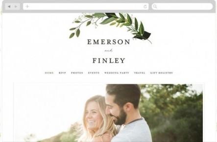 Creează-ți un website  special pentru nunta ta