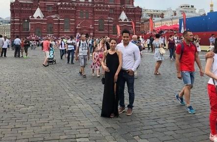 Un mexican s-a îndrăgostit de o rusoaică la Campionatul Mondial și a cerut-o de soție!