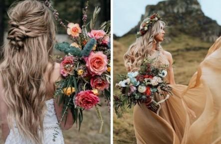Care flori sunt mai potrivite pentru nunta ta?