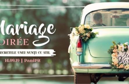 Vedetele tale preferate vor intra în rol de mire și mireasă la Mariage Soirée