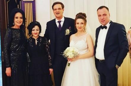 Anișoara Puică – soacră mare! Fiul artistei s-a căsătorit!
