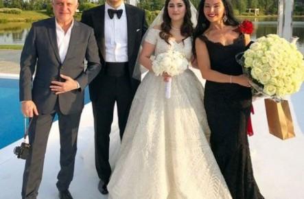 Nuntă de 1,5 milioane de euro în Rusia! Mireasa are doar 18 ani