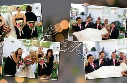 Mangneți foto personalizați pentru nunta ta