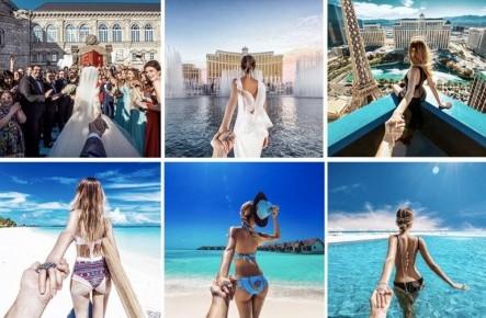Молодожены в Инстаграм: 10 самых фотогеничных локаций для медового месяца