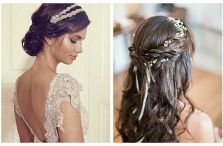 (Фото) Расставляем акценты: как подобрать аксессуары к свадебному платью