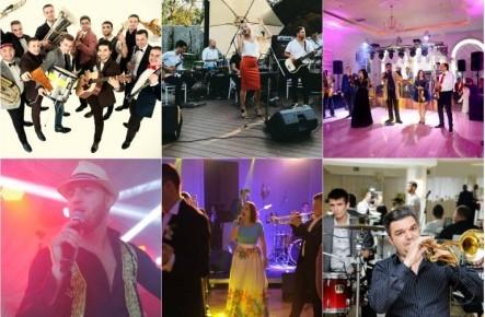 Care sunt cele mai solicitate formații și banduri live pentru sezonul de nunți 2018 în Moldova?