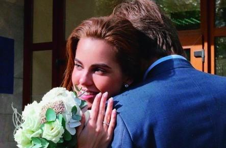 Звездная свадьба: Дарья Клюкина вышла замуж