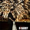 Focuri de artificii pentru nuntă de la