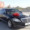 Mercedes Benz S klass W221 de la Limos