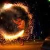 Show feeric de foc realizat de