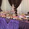 "Candy bar de la patiseria ""Sweet President"""