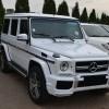 Mercedes-Benz G-Class de la