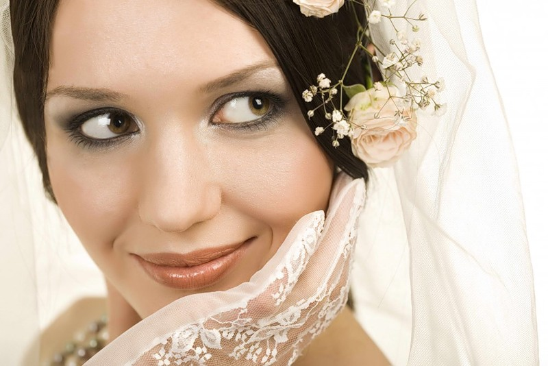 Как выбрать стиль свадебного макияжа?