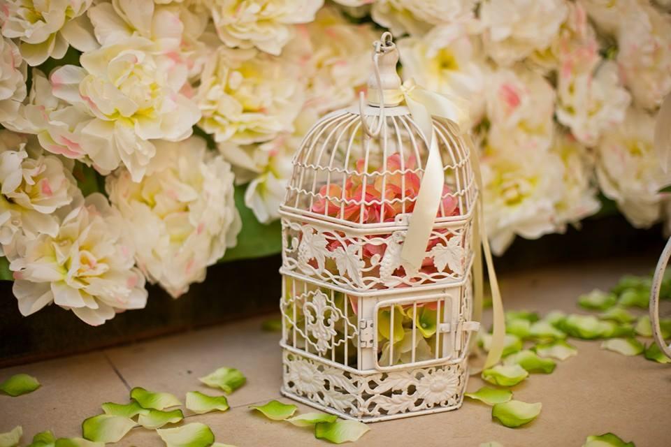 Wedding inspiration - Secret garden