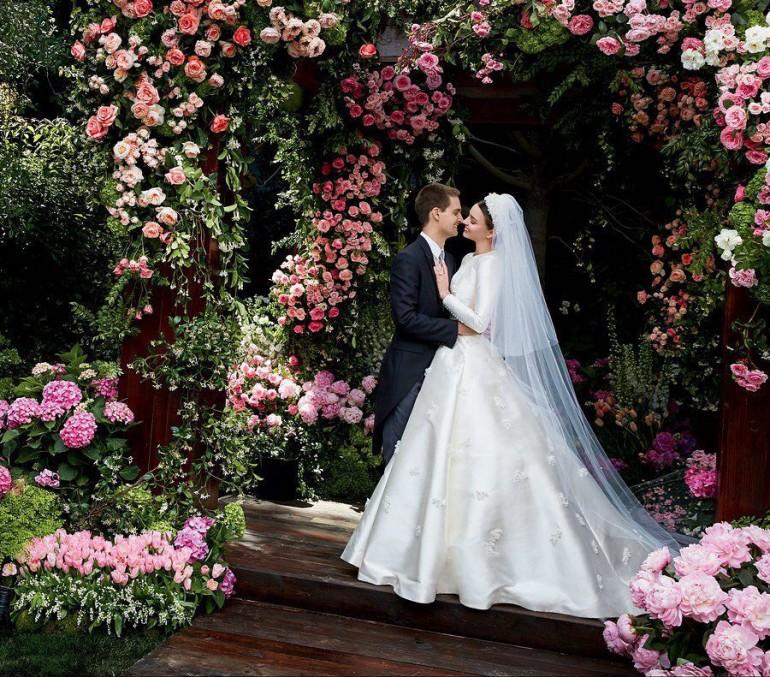 20 самых красивых свадеб 2017 года