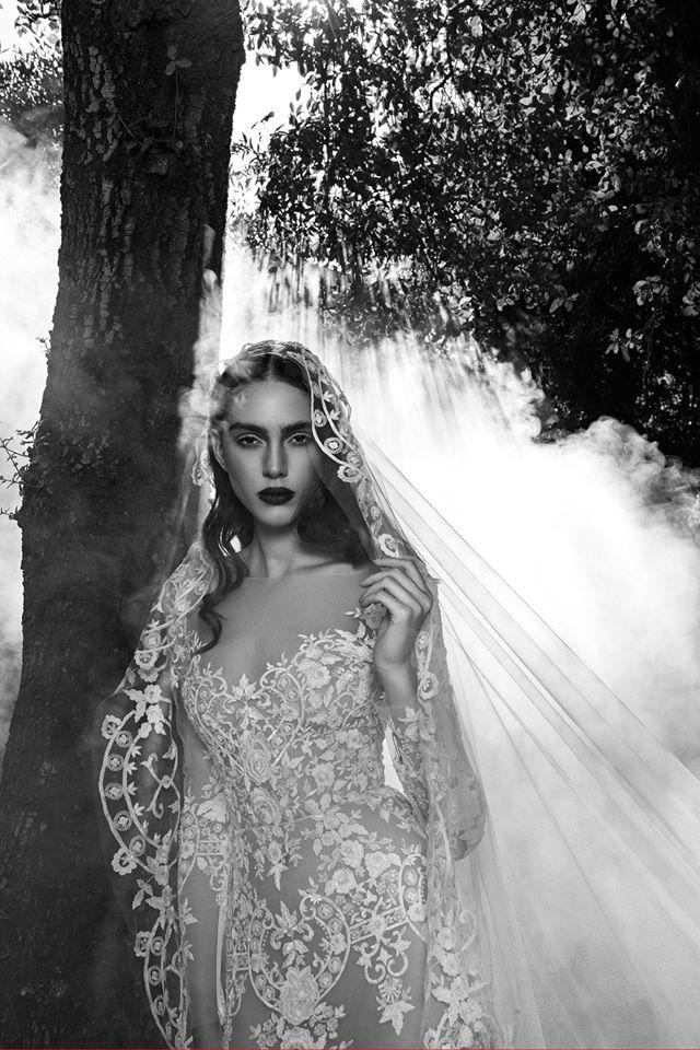 Свадебные платья, которые вас поразят.  Новая коллекция дизайнера Зухаира Мурада