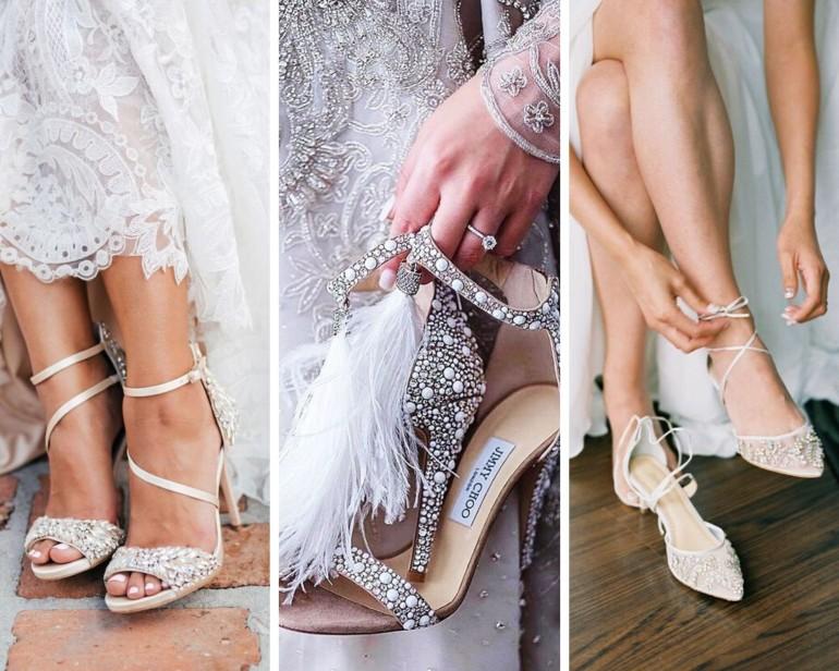 Cum alegi pantofii pentru ziua nunții? Tendințe 2019-2020
