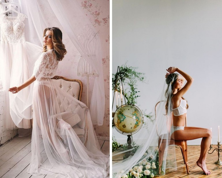 Cum să alegi corect lenjeria pentru rochia de mireasă?