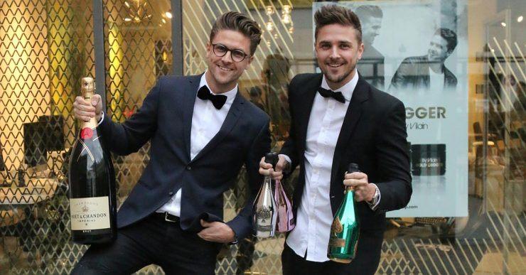 Ce îmbracă bărbații în noaptea de Revelion?