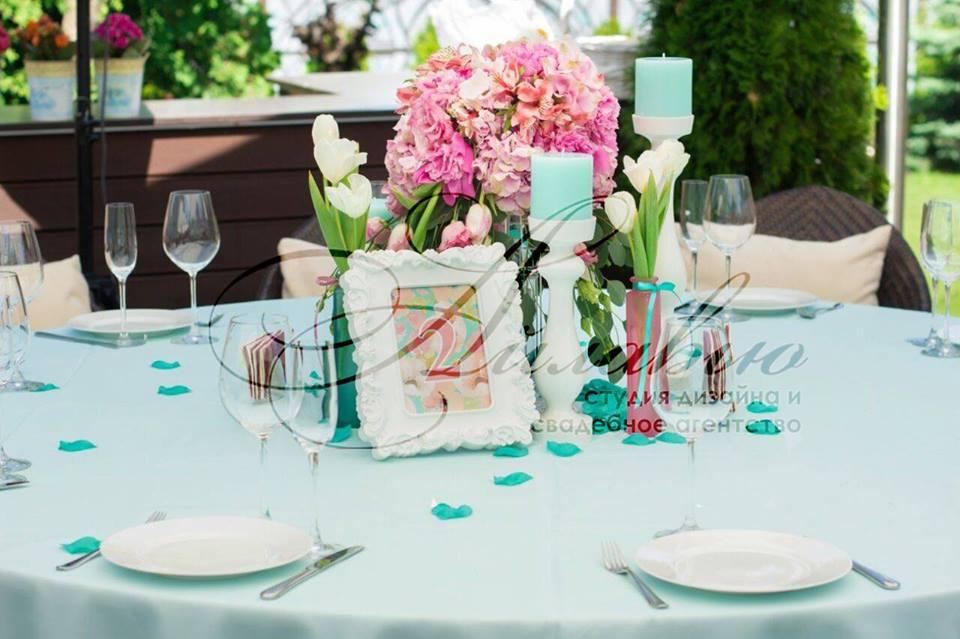 Wedding inspirations: Мятная свадьба