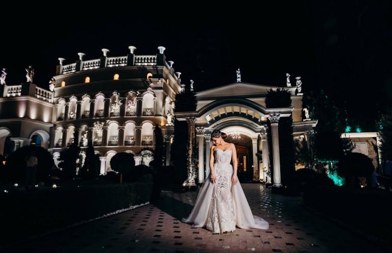 ПочемуMiaDora? Потому что тут проходят самые красивые свадьбы!