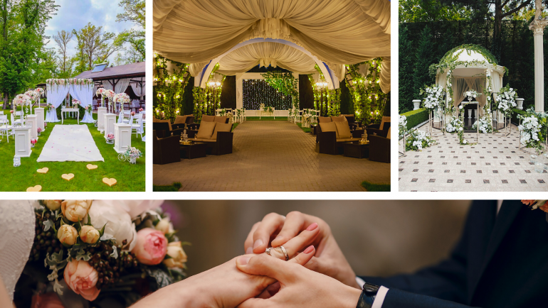 Resturante cu terase spațioase pentru cei care își doresc o nuntă cu stil