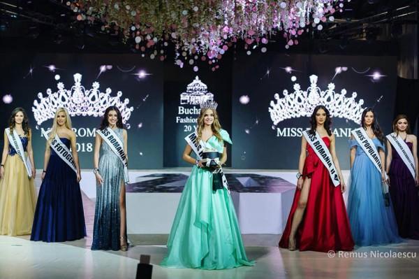 O moldoveancă a devenit Miss România 2018: vezi cât de frumoasă e!