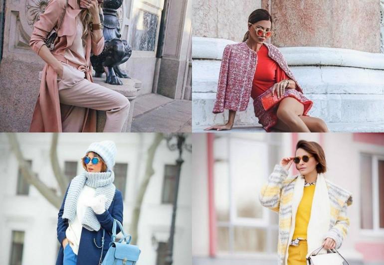 Институт Pantone объявил 12 модных цветов весны — лета 2018