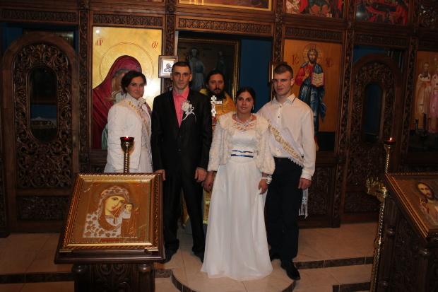 (FOTO) Cununie după gratii! Într-un penitenciar din Soroca  au fost oficiate două căsătorii