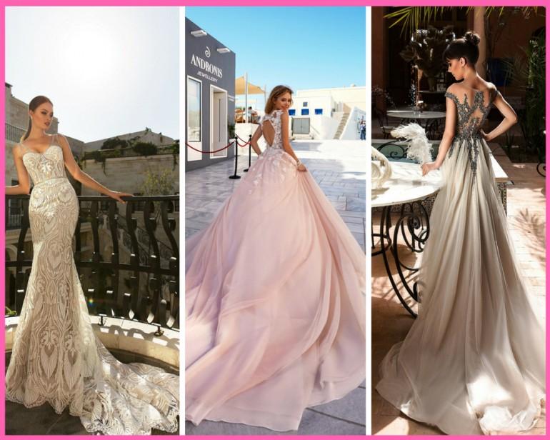 Дизайнерские свадебные платья: раскрываем тайны известных брендов