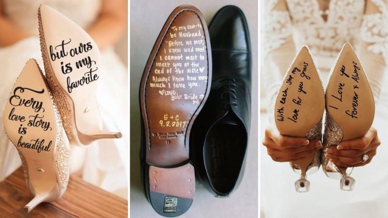 Свадебные туфли и как их украсить: идеи и советы
