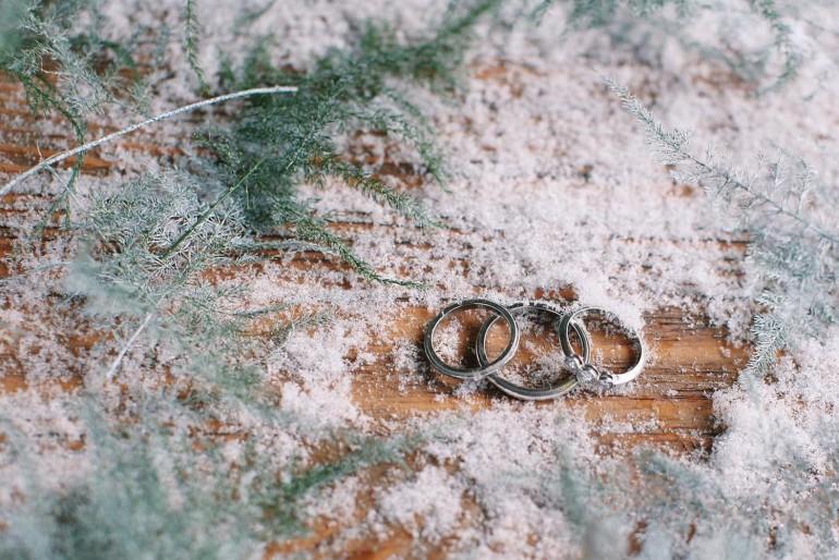 Снежные истории  идеи для зимней свадьбы